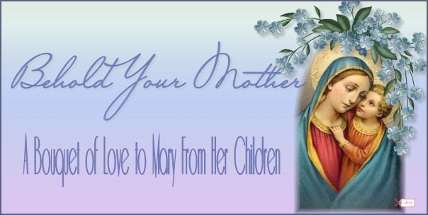 Blessed Mother Mary Quotes