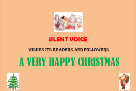 CHRISTMAS GREETINGS