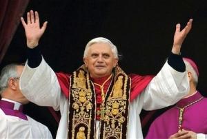 Pope Benedict 5
