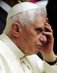Pope Benedict. XVI