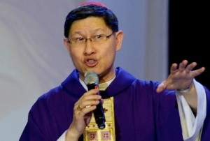 Pope Contender, Tagle