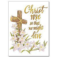 Christ rose
