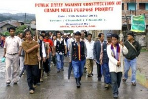 Manipur Protests