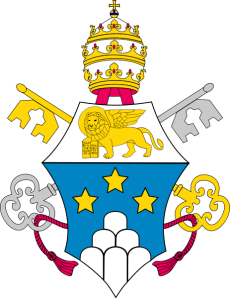 Pope John_paul_1_coa_svg