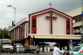ST. MICHAELS CHURCH, MAHIM