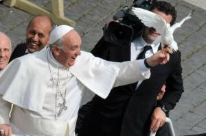 Pope Francis . 1