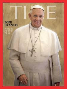 POPE FRANCIS ....TIME...