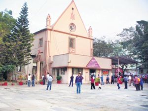 OL OF IMMACULATE CONCEPTION CHURCH, BORIVALI