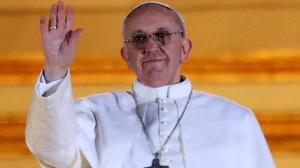 Pope Francis First