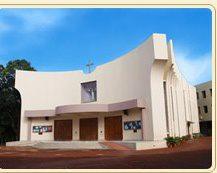 SACRED HEART CHURCH, ANDHERI EAST