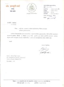 MEETING WITH ADV. GYANMURTHY...MINUTES PG. 1