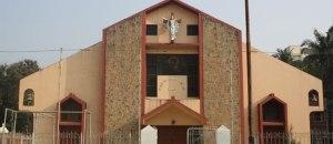 St. Johns the Evangelist Church, Marol